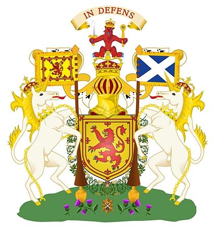 Windsors Scottish Heritage History Immigration Symbols Of